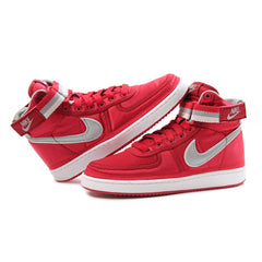 Nike Vandal High Supreme (University Red/Metallic Silver-White)