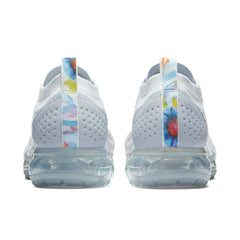 Nike Womens Air Vapormax Flyknit 2 (Pure Platinum/Arctic Pink/White)