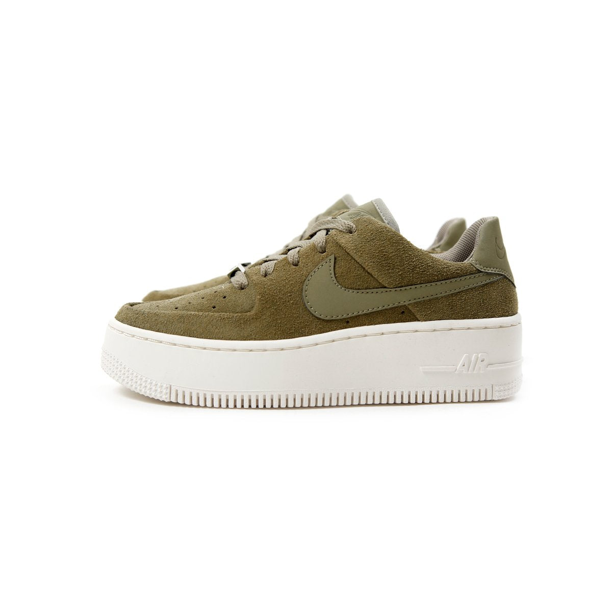 sale retailer eded8 e924f ConceptsIntl | Nike Women's Air Force 1 Sage Low (Trooper ...