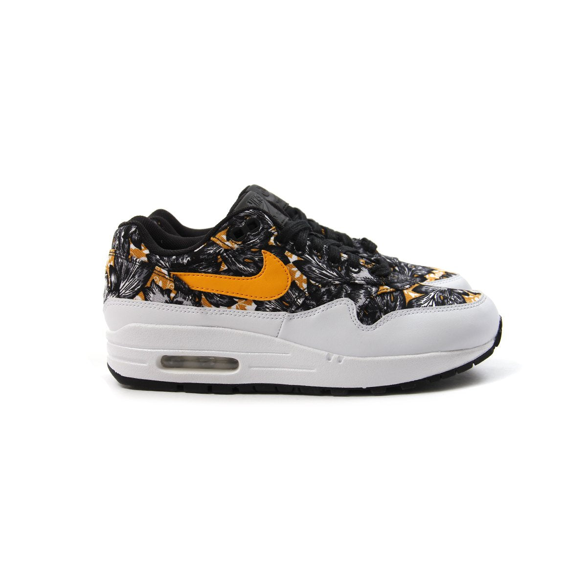 finest selection c3c2e cc285 Nike Women s Air Max 1 QS (White University Gold-Black)