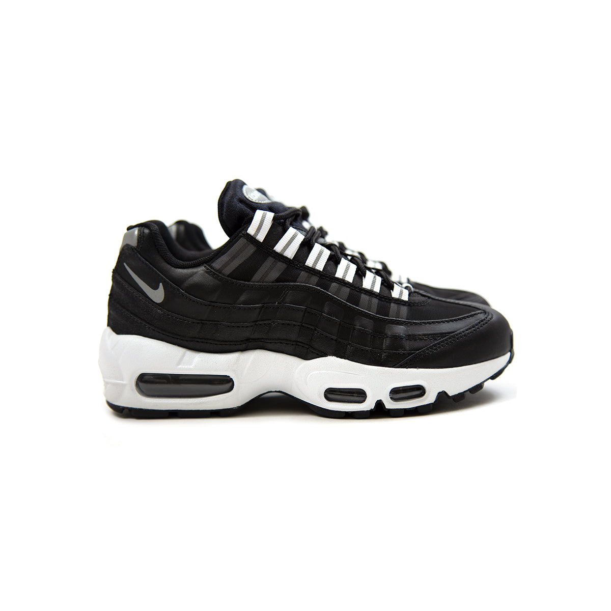 ConceptsIntl | Nike Women's Air Max 95 (BlackReflect Silver