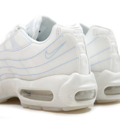 NIKE WOMENS AIR MAX 95 SE (SUMMIT WHITE/SUMMIT WHITE-SUMMIT WHITE)