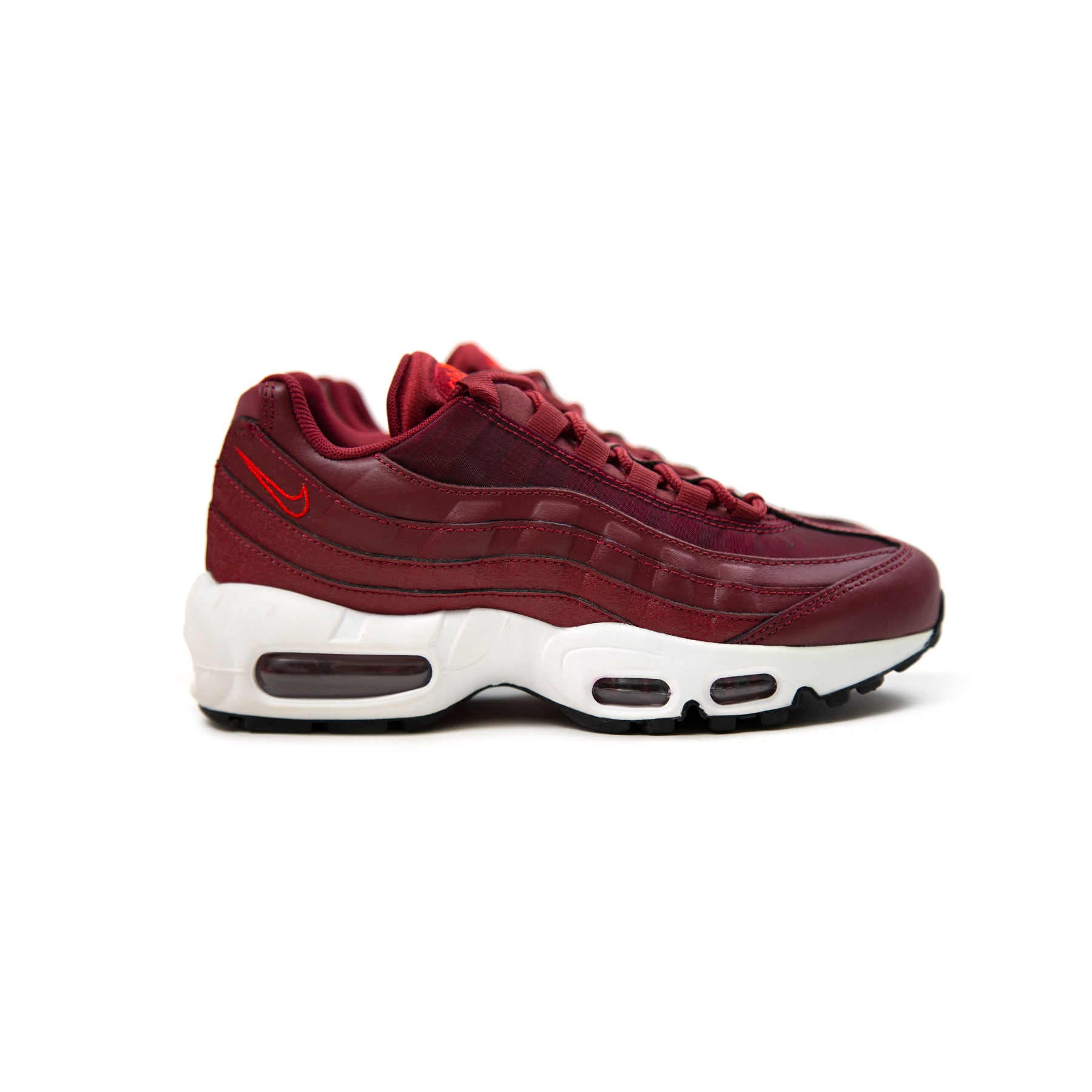 ConceptsIntl | Nike Women's Air Max 95 (Team RedTeam Red Black)