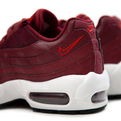Nike Women's Air Max 95 (Team Red/Team Red-Black)