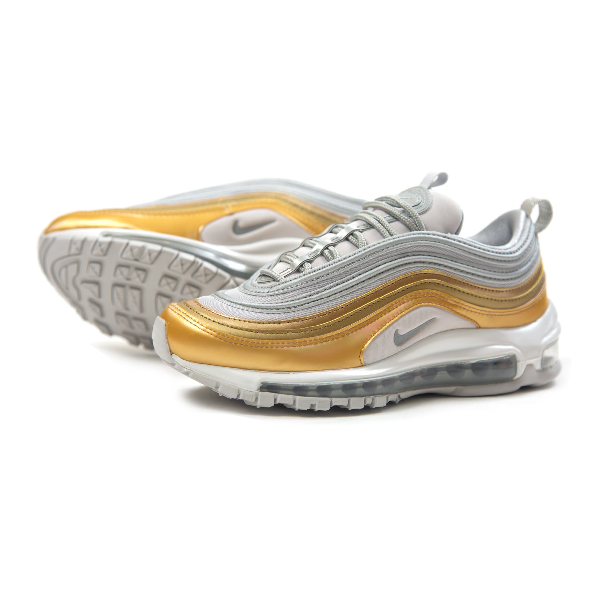 408f0dd6581cd Nike Women's Air Max 97 Special Edition (Vast Grey/Metallic Silver/Metallic  Gold)