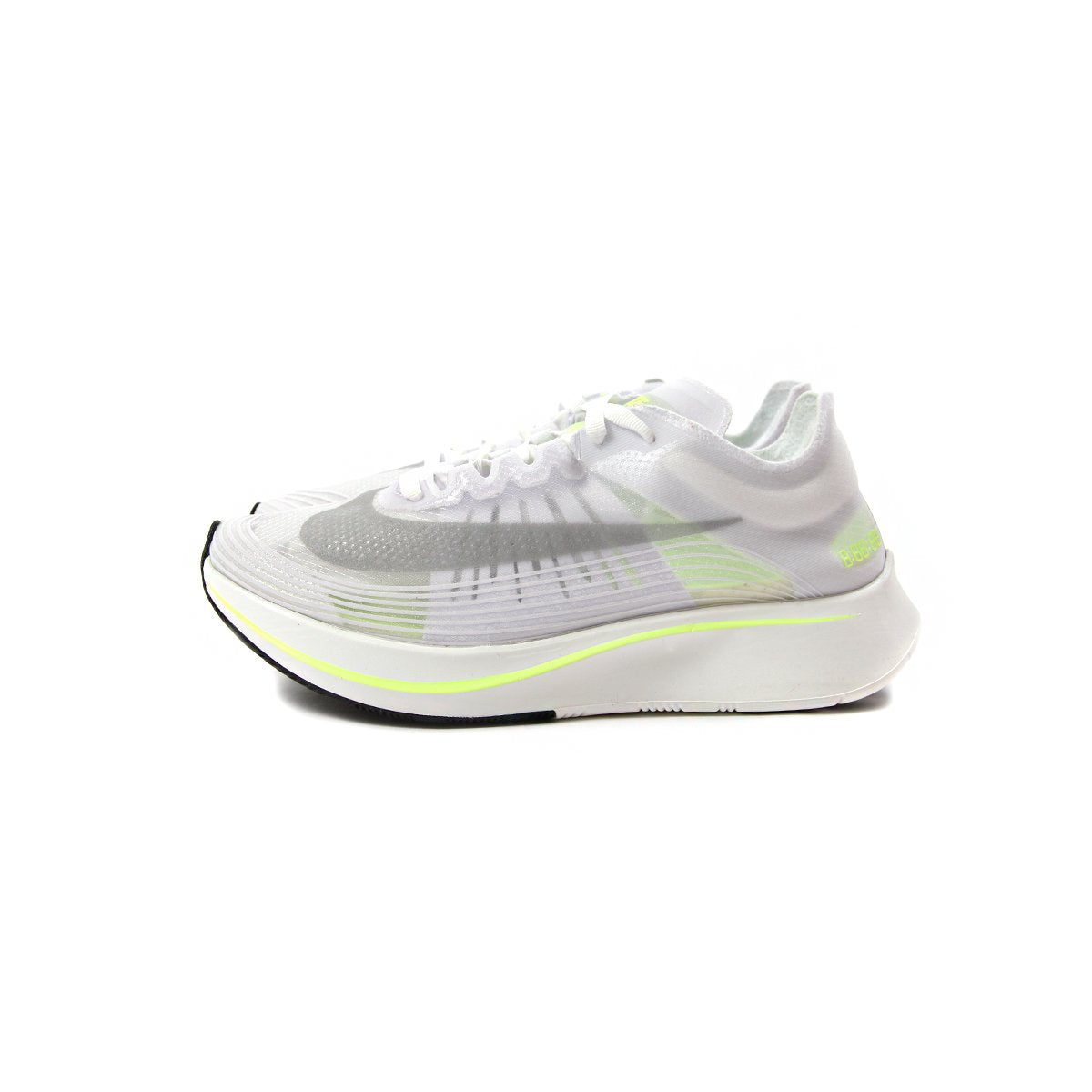 cheap for discount c33a3 e0181 ConceptsIntl  Nike Zoom Fly SP (WhiteVolt Glow-Summit White)