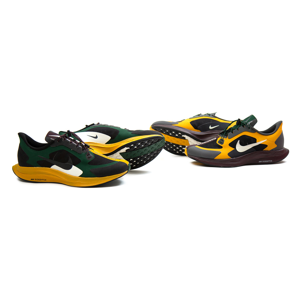 d548d44075e9 ... Nike Zoom Pegasus 35 Turbo Gyakusou (Fir Black-Gold Dart-Deep Burgundy
