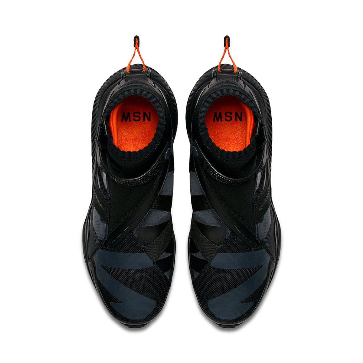 size 40 7e604 23ff1 Nike Gaiter Boot (Black Black-Anthracite-Team Orange)