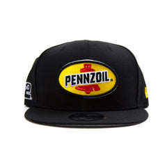 New Era Joey Logano Pennzoil Snapback (Black)