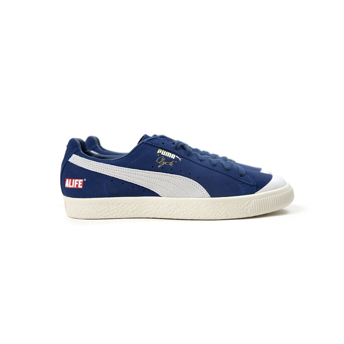 new product 9aac7 509d6 ConceptsIntl | Puma Clyde RT Alife (Blue Depths-Puma White)
