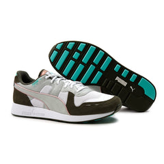 Puma x Emory Jones RS-100 (Puma White-Forest Night)