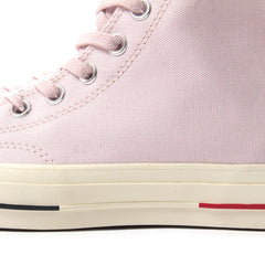 Converse CTAS 70 High (Barely Rose/Gym Red-Navy)