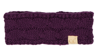 KIDS C.C head wrap - Purple