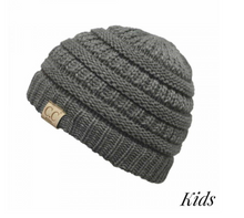 Load image into Gallery viewer, Classic C.C. Beanie - Kids