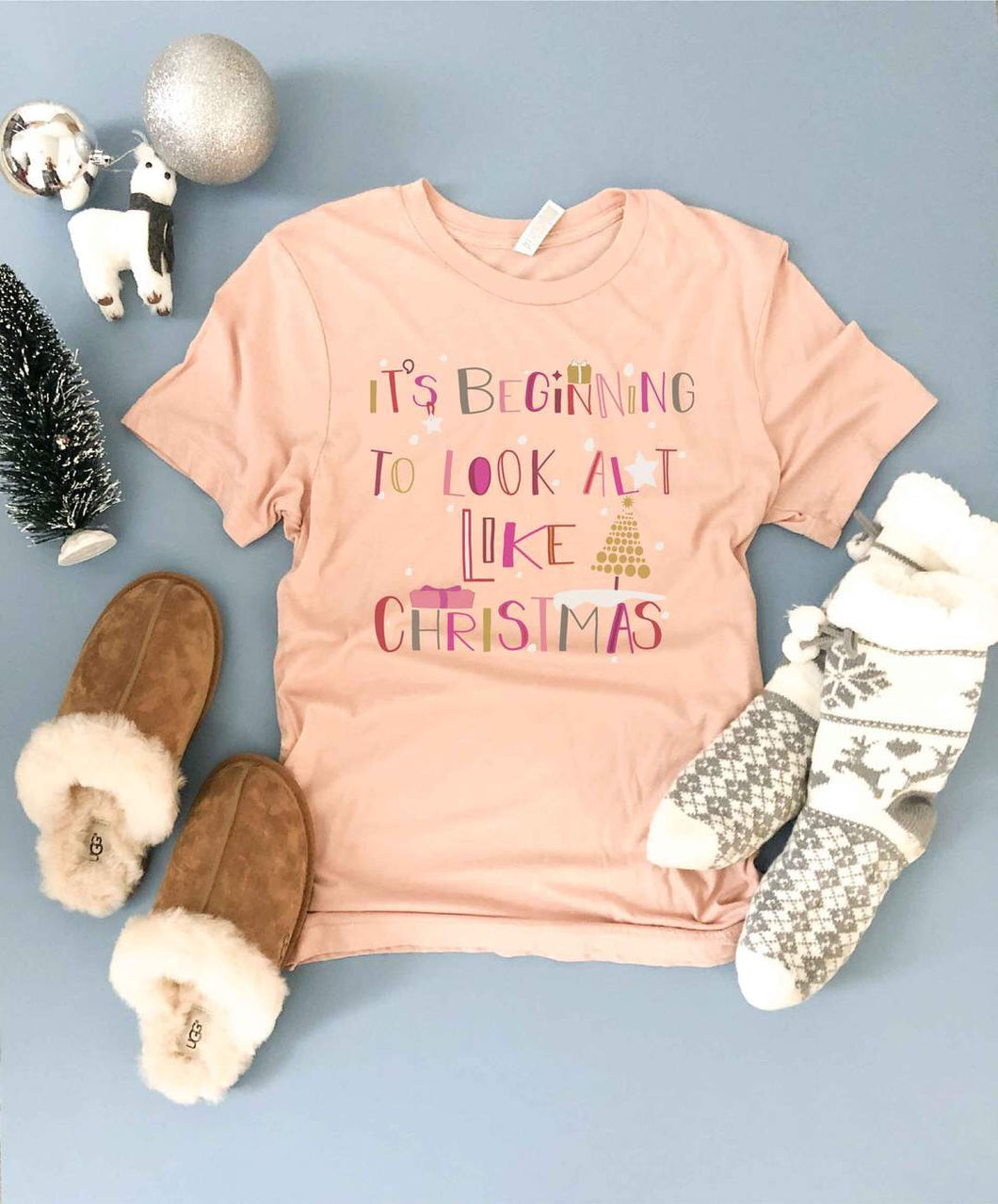It's beginning to look a lot like Christmas Tee & Sweatshirt