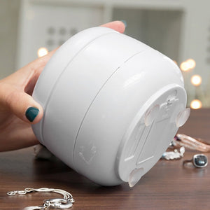 Mini Ultrasonic Jewellery Cleaner - Quickly Removes Dirt, Dust & Grime ( Jewellery / Coins / Watch Bands / Keys etc..)