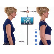 Load image into Gallery viewer, ORIGINAL ADJUSTABLE MAGNETIC POSTURE CORRECTOR