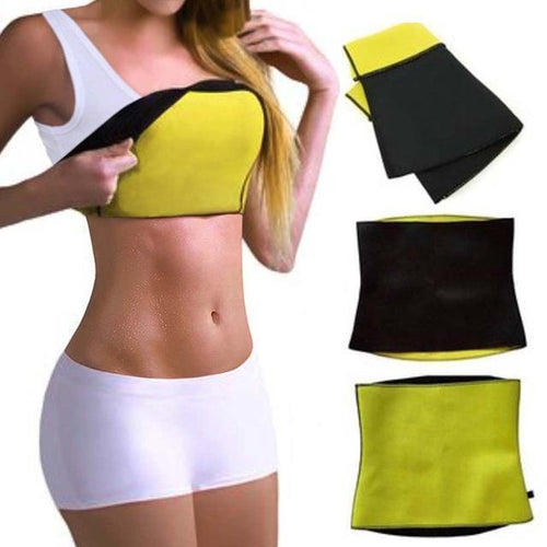 Hot Shaper Slimming Belt for Men & Women - Buy 1 Get 1 FREE!
