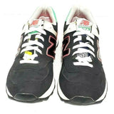 New Balance 574 Classics Pop Tropical Black Women Sneakers Size 9