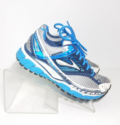 Brooks Glycerin 10 Blue/White Running Women Sneakers Size 5.5