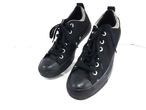 Converse All Star Chuck Taylor Dual Collar Black Low Men Athletic Sneakers Sz 7 / Women Sneakers Sz 9