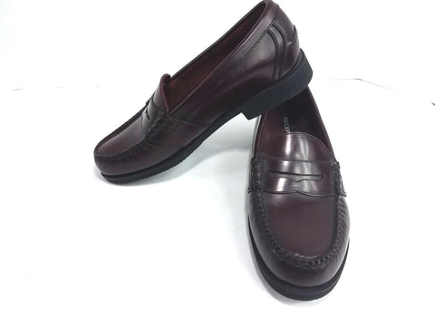 Rockport DresSports Penny Loafers Burgundy Men Loafers M2567 Size 8.5 M