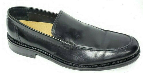 Cole Haan Mens Loafer Slip On Dress Shoes Black Leather Size 11.5M