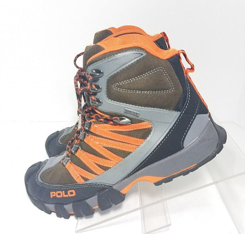 Polo Ralph Lauren Canterwood Hiking Men Boots Size 9