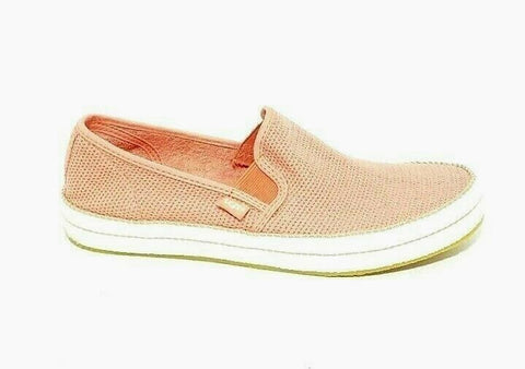 Ugg Bren Knit Mesh Womens Slip On Sneakers Elastic Size 8M Pre-owned