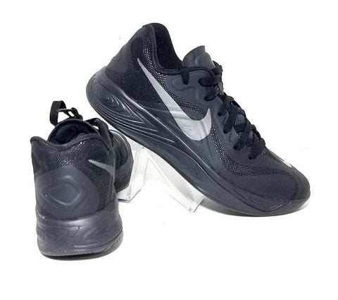 Nike Zoom Hyperfuse Mens 2012 Black Gray Low Top 555034 003 Size 7.5
