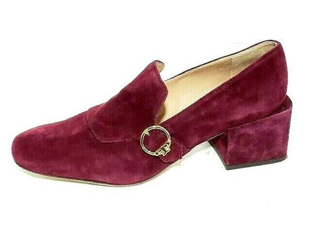 Tory Burch Tess 50mm Women Heels/Pumps Loafers Slip Ons Size 9.5M