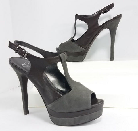 Jessica Simpson Two Tone Platform Women Heels/Pumps Size 8.5B