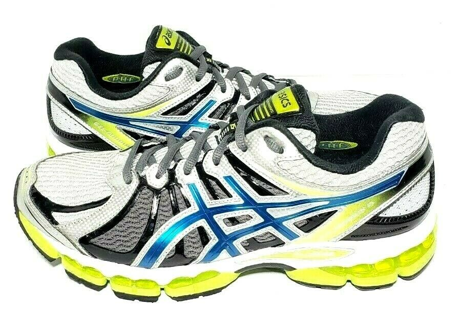 nouvelle collection cfbcf 7323b Asics Gel Nimbus 15 Trainers Fluidride T3B0N Men Athletic Sneakers Size 8