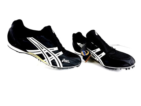 Asics Hypersprint Spikes Men Athletic Sneakers Size 13