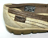 Keen Womens Rivington Mary Jane Flats Shoes Brown Leather Size 7M Excellent
