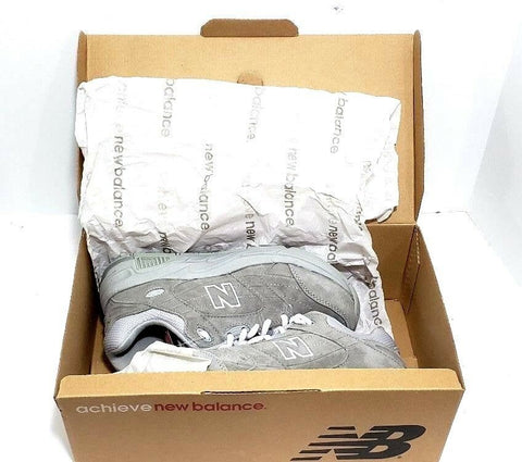 New Balance 926 Womens Sz 8 Wide Walking Comfort Gray Suede Leather Shoes