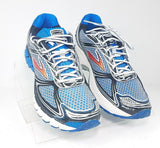 Brooks Ghost 5 Black/Blue/White/Gray Women Sneakers Size 9.5
