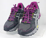 Asics Gel Kahana 7 Multi-Color T4G5N Women Sneakers Size US 6.5
