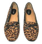 Clarks Artisan Leopard Print Women Fashion Casual Shoes Size 9.5