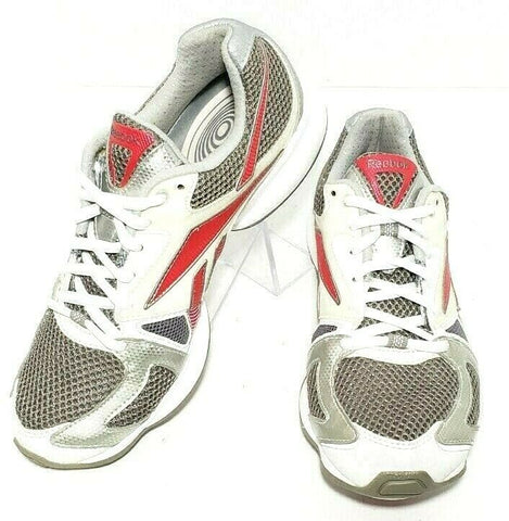 Reebok Easy Tone Leather/Mesh Women Sneakers Size 6