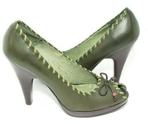 Chinese Laundry Peep Toe Platform Women Heels/Pumps Size 9M