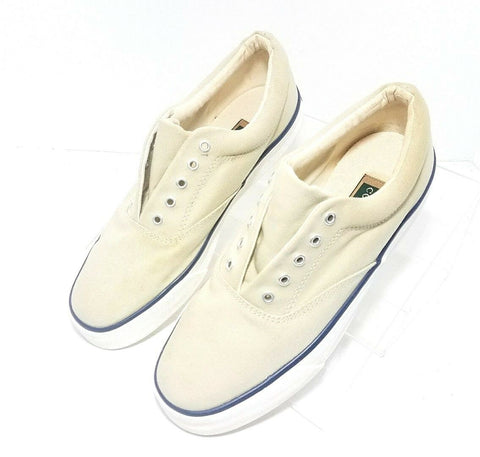 Cole Haan Oxfords Mens Casual Size 8.5 Lace Up Beige Sneaker Shoes Pre-owned