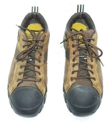 Caterpillar Composite Toe Men Occupational Shoes P89957 Size 10.5 CAT