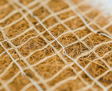 Coconut Double Net - Biodegradable Erosion Control Blanket