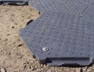 HexaDeck - Heavy Duty Flooring and Roadway Tile