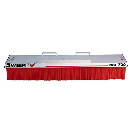 "Forklift Broom Sweeper 72"" - SweepEx Pro Series - SPB-720"