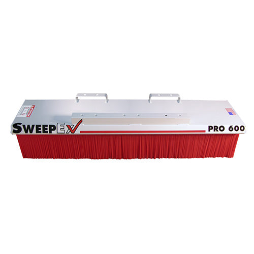 "Forklift Broom Sweeper 60"" - SweepEx Pro Series - SPB-600"
