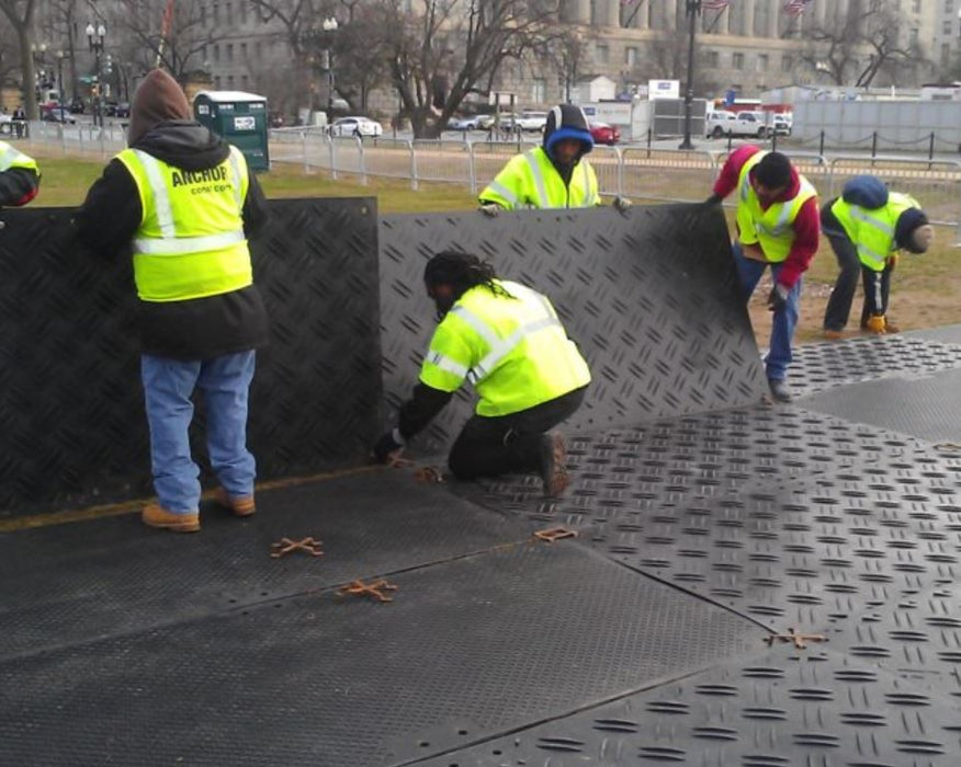 DuraDeck -  4' x 8' Ground Protection Mats