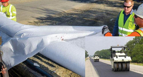 Petromat Comes in Large Rolls