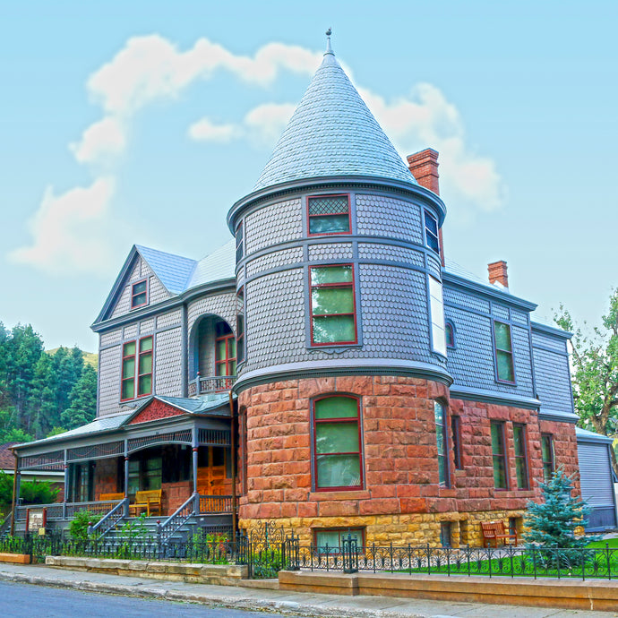 Historic Adams House · Adult Admission